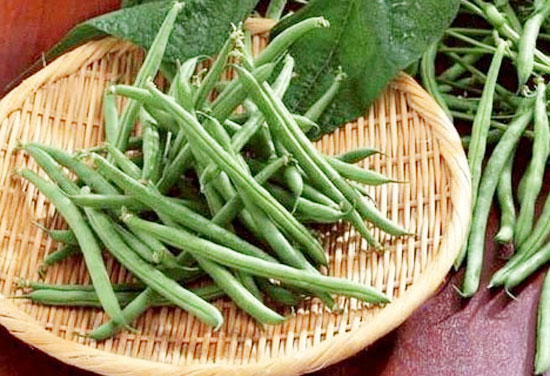 Đậu côve có chứa 2 loại độc tố là saponin và legumin.